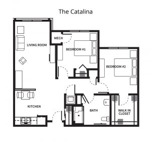 Floorplan catalina
